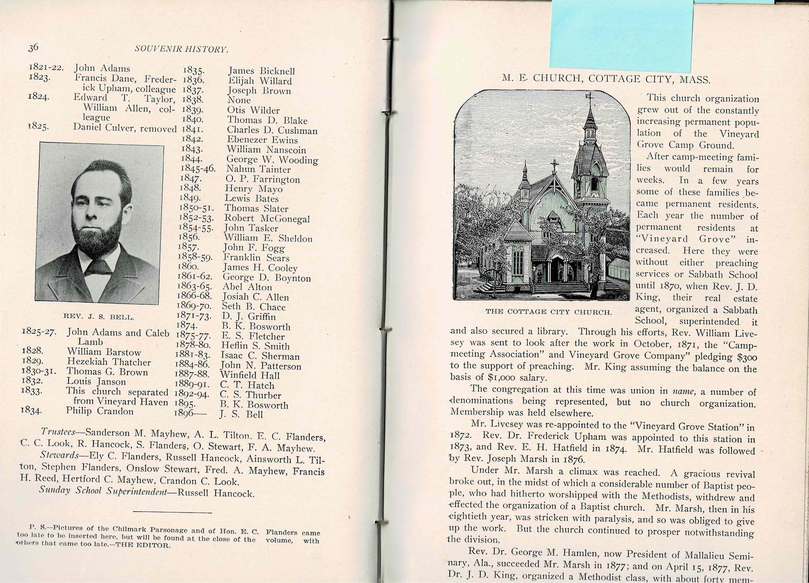 Souvenir history page 2