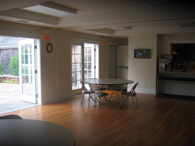 View toward Kitchen