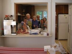 Kitchen crew June 16