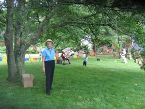 Fran and the grab bag tree