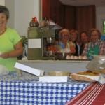 Judy and kitchen crew