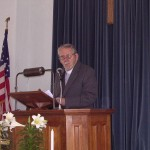 John Schule  Easter 2009