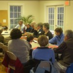 October 17 Charge Conference (4 generations of Mayhews)