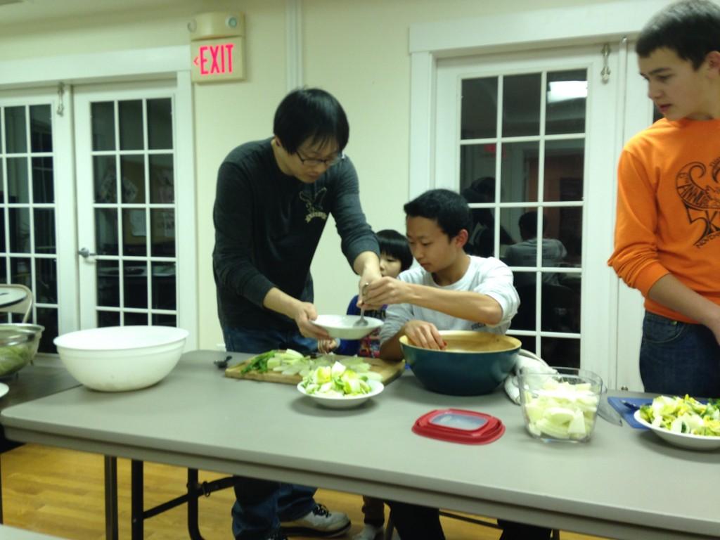 Kimchi class 1