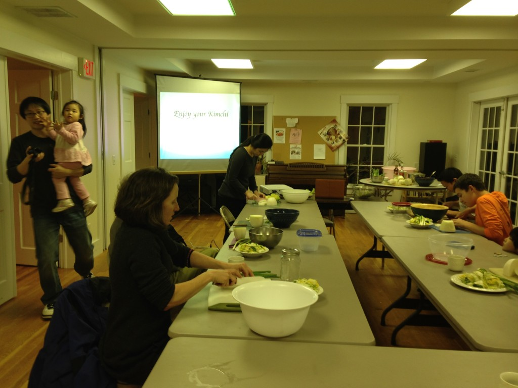 Kimchi class 4