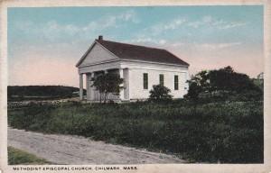 Chilmark Church1