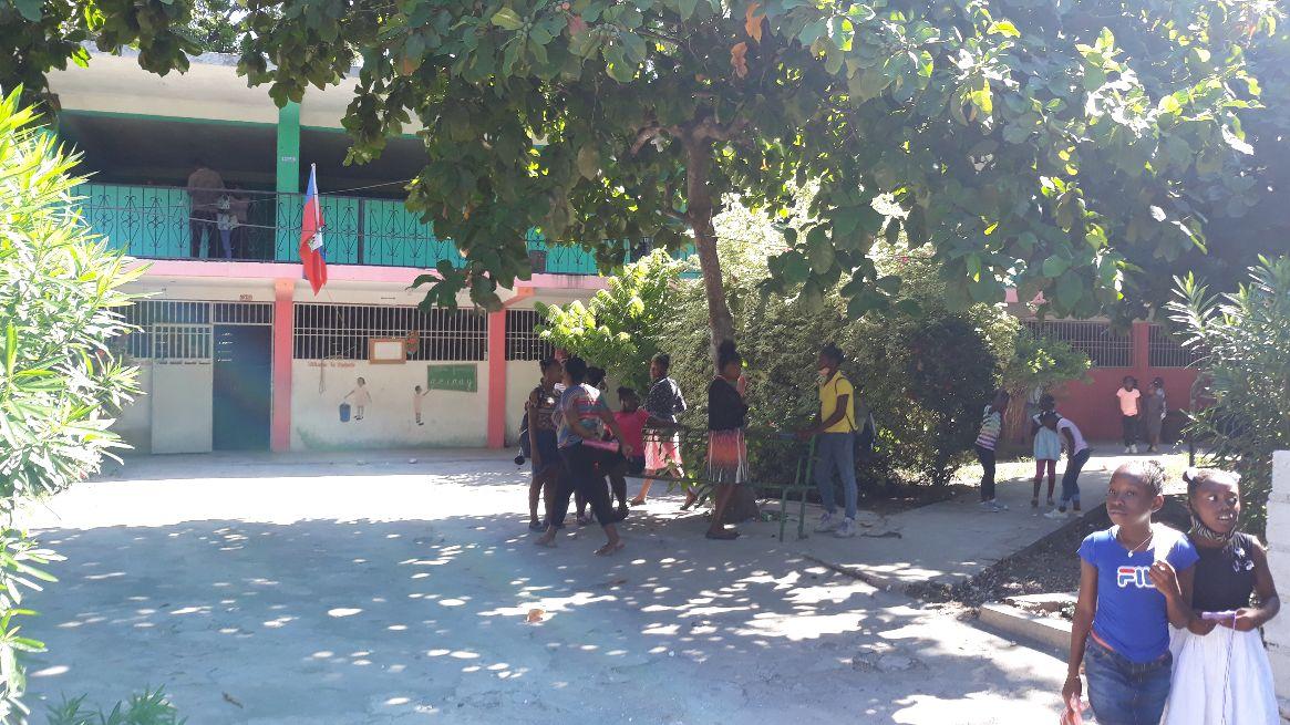 Haiti oct 27
