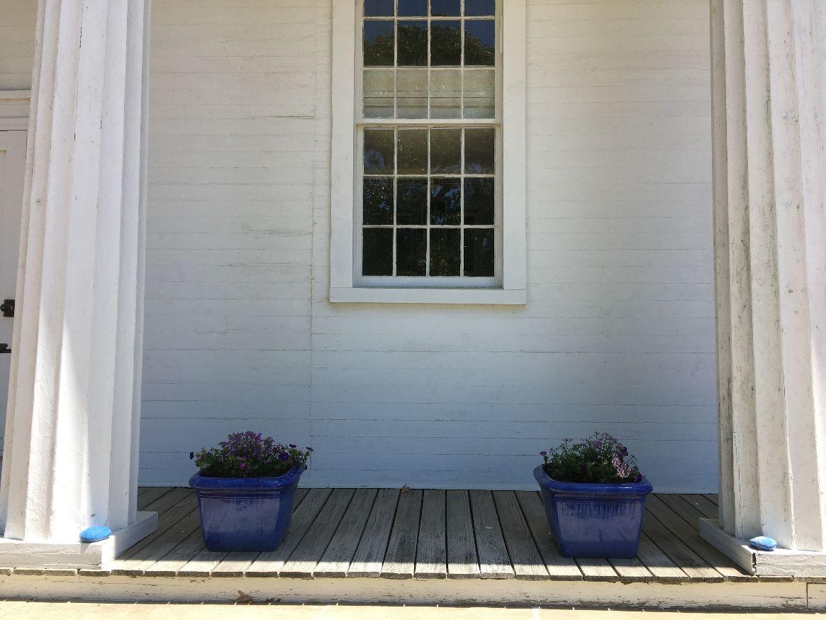 2021 porch flowers