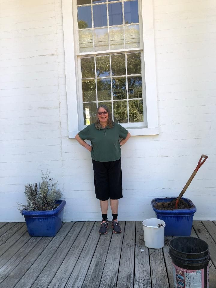 Virginia planting