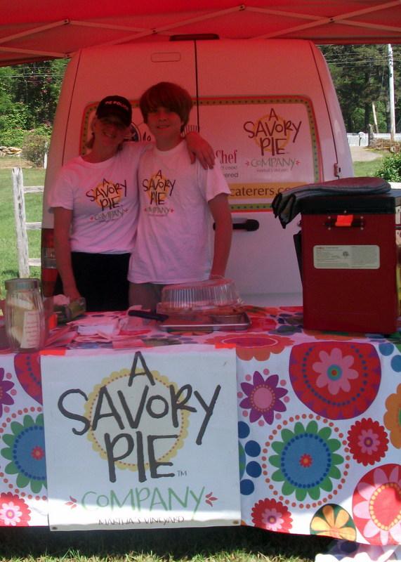 A Savory Pie Company, Dee Smith  asavorypiecompanymv.com   508-645-COOK(2665)
