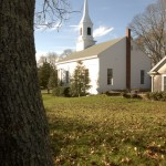church-back